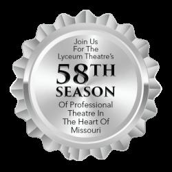 58th Season Seal_Silver